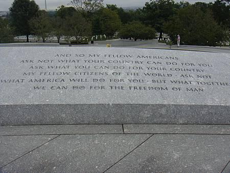 墓碑前的名言