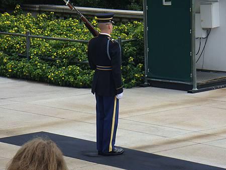 憲兵交接儀式