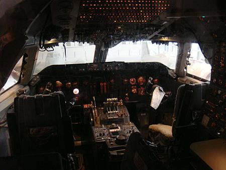 波音747駕駛艙