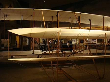 萊特兄弟的飛機