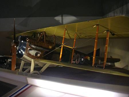 一戰時期的飛機
