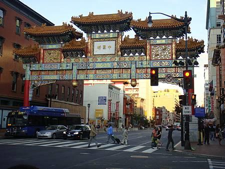 DC中國城