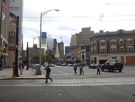 Newark街景