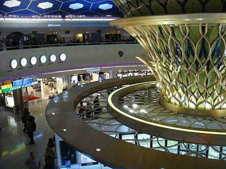 阿布達比機場