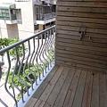 陽台+中庭景觀