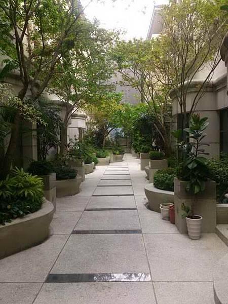 中庭景觀2
