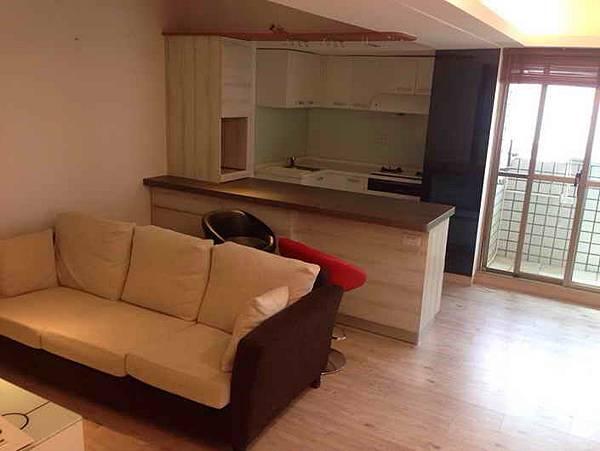 ◆小熊House【售售售】☆教育大學小資兩房附車位★(西區)