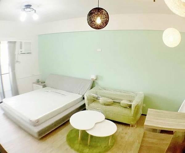 ◆小熊House【租】☆中山醫 - 北歐風【時尚大套房】★(南區)