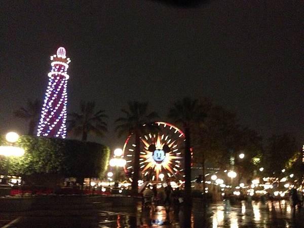 加州冒險樂園 Disney California adventure park