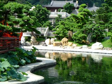 南蓮園池4