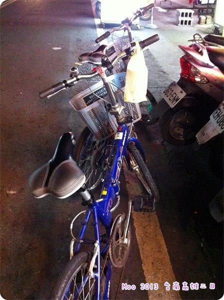 1020113 騎腳踏車