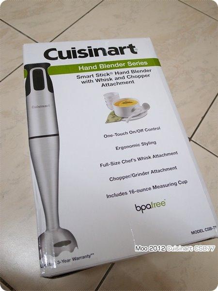 Cuisinart CSB77-1