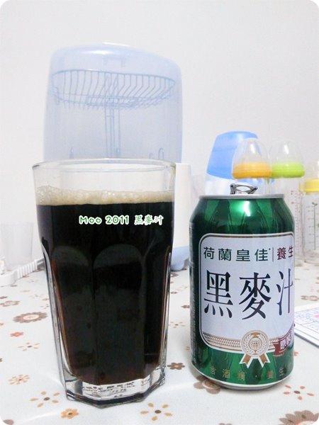 荷蘭皇佳黑麥汁-2