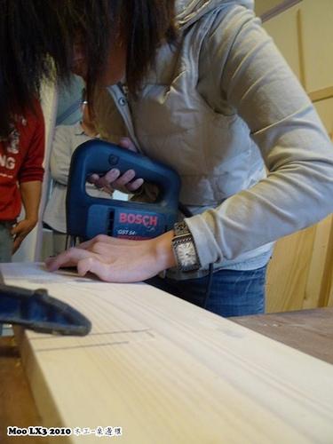 木工 床邊櫃-2