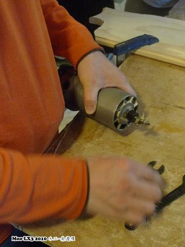 木工 床邊櫃-5