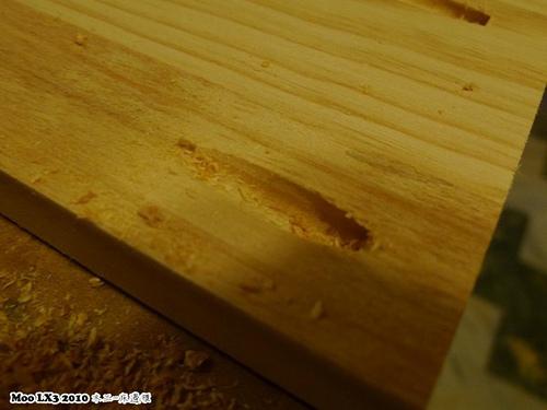 木工 床邊櫃-13