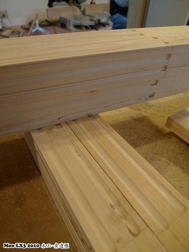 木工 床邊櫃-11