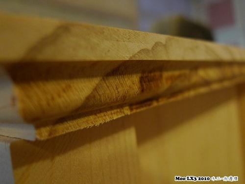 木工 床邊櫃-14
