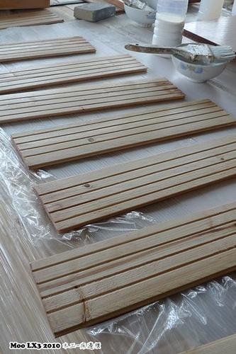木工 床邊櫃-19
