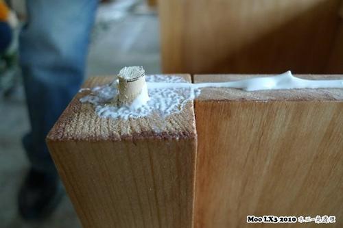 木工 床邊櫃-22