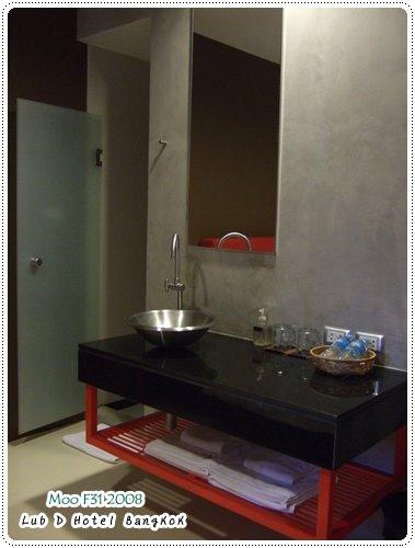 Lub d Hotel-洗手台(1)