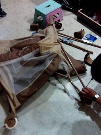 遊戲床---拆解2