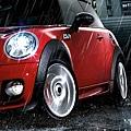 Mini in the Rain.jpg