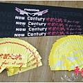 車隊-馬三新世紀 世紀之魂 車隊貼紙、前檔貼