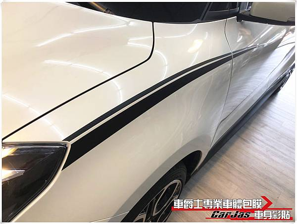 SUZUKI SWIFT SPORT運動競技車身彩貼