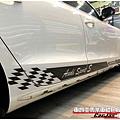 AUDI A5 客製化車身彩貼