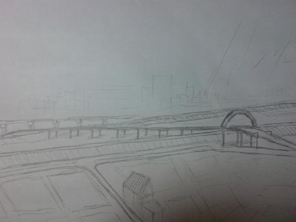 台19甲麻善大橋