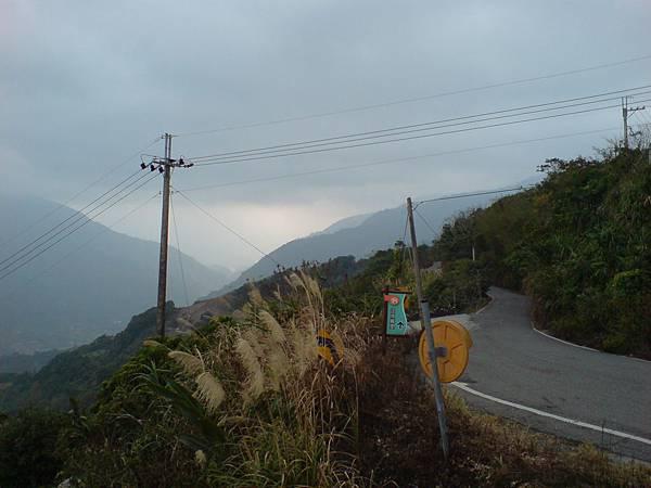 2011.2.5 金針山道路