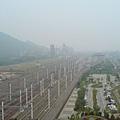 2011.10.22 高鐵左營站俯瞰