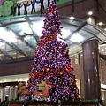 2011.12.4 新光三越西門店的聖誕樹