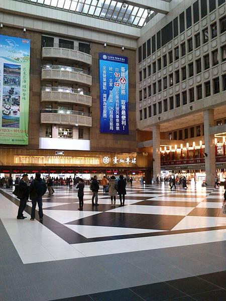 2011.12.23 台北車站