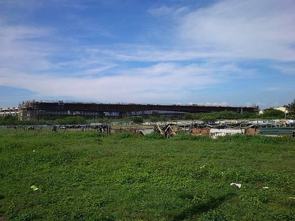 2012.5.13 施工中的台86線