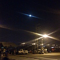 2012.9.30 觀夕平台外的明月