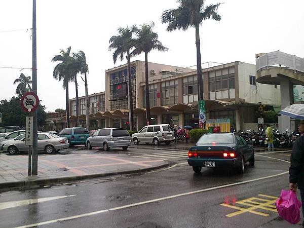 2012.12.8 彰化車站