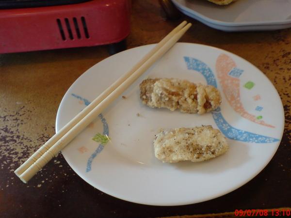 這魚片不錯吃