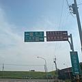橋下指示牌