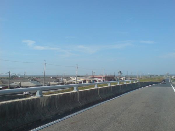 村落+公路
