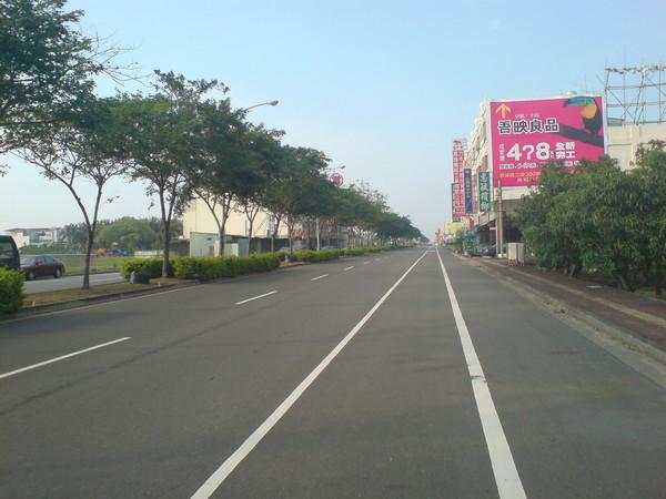 安吉路一段