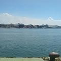 遠眺造船廠