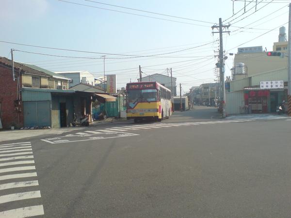 終點前的公車