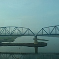 鐵橋晨景1