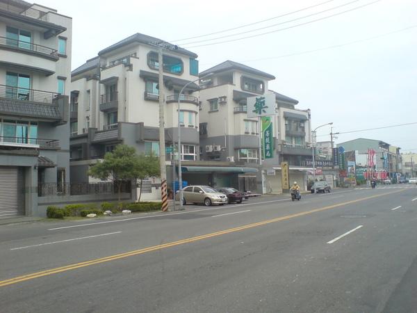 改建後的住宅區