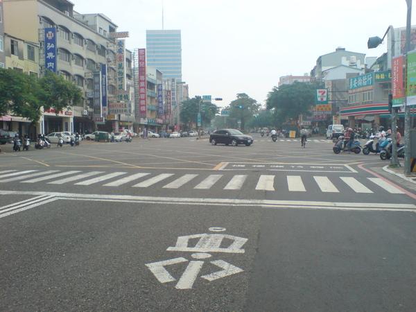 交叉東和路