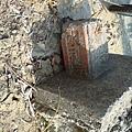 水利局的石樁位