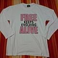 FREE...ALIVE