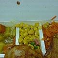 規定的 三道配菜